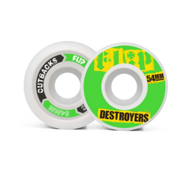 СКЕЙТБОРД КОЛЕЛА FLIP CUTBACK DESTROYERS 54mm