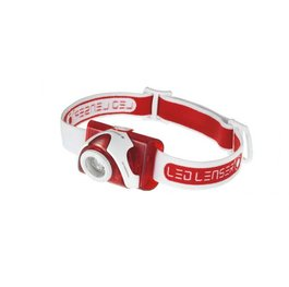 ЧЕЛНИК LED LENSER SEO 5 RED