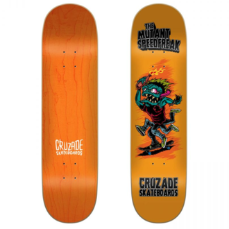 СКЕЙТБОРД ДЪСКА CRUZADE THE MUTANT SPEEDFREAK 8''