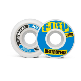 СКЕЙТБОРД КОЛЕЛА FLIP CUTBACK DESTROYERS 52mm