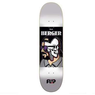 СКЕЙТБОРД ДЪСКА FLIP BERGER EVERY WHICH WAY 8""
