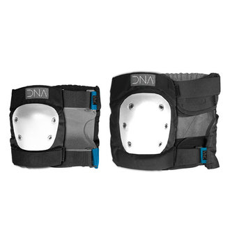 КОМПЛЕКТ ПРОТЕКТОРИ DNA ORIGINAL KNEE & ELBOW PACK