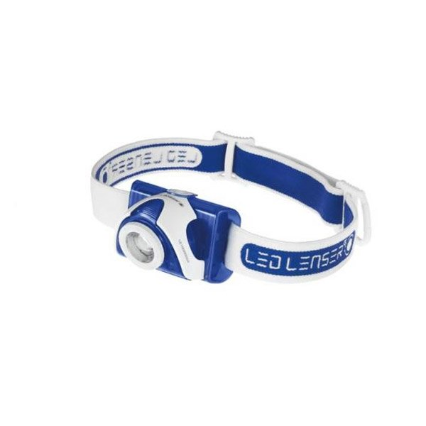 ЧЕЛНИК LED LENSER SEO 7R BLUE