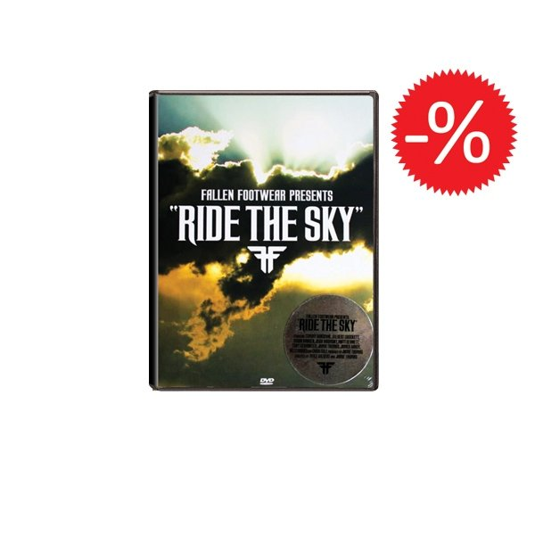 DVD FALLEN RIDE THE SKY